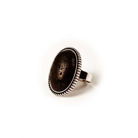 anillo-plateado-lava-negra-oval