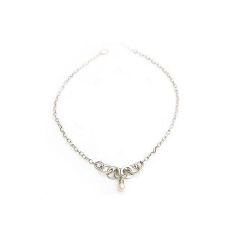 collar-acero-olivina-y-perla